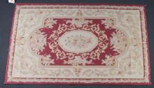 Abusson rug, approx. 4 x 6
