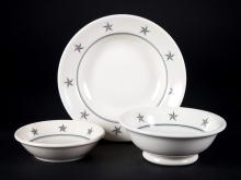 12 pcs. Lamberton china from U.S.S. United States