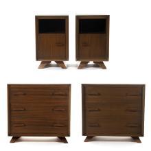 Harjer Furniture mid-century modern bedroom set