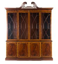 Council Craftsmen George III style breakfront