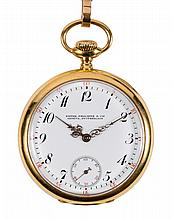 A Patek Philippe Pocket Watch
