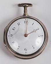 A Fusee Pocket Watch