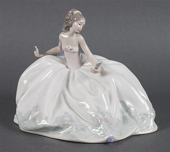 Lladro porcelain figure: