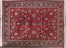 Tabriz carpet, approx. 9.8 x 12.7