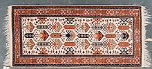 Romanian scatter rug, approx. 2.9 x 5.10