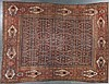 Antique Bijar carpet, approx. 11.2 x 15.3