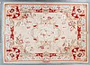 Aubusson weave carpet, approx. 10.2 x 14.2