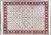 Indo Keshan carpet, 9 x 12.4