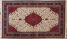 Balkan Tabriz carpet, 10.10 x 18