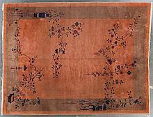 Antique Fette rug, approx. 9 x 12
