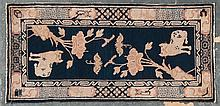 Antique Peking rug, approx. 2.2 x 4.8