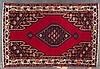 Hamadan rug, approx. 4.6 x 6.8