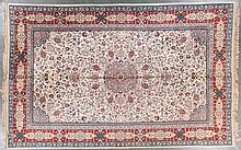 Indo Tabriz carpet, approx. 10 x 16