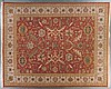 Soumak carpet, approx. 12 x 15
