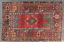Antique Turkish rug, approx. 4.7 x 6.10