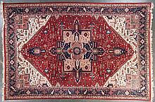 Sino Herez carpet, approx. 12.1 x 18.1
