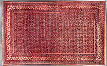 Antique Malayer carpet, approx. 10.5 x 16.9