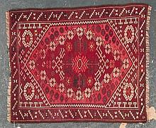 Antique Belouchistan rug, approx. 2.10 x 3.4