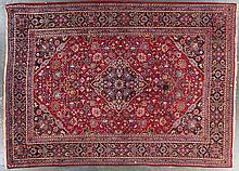 Persian Ardakan Keshan carpet, approx. 9.8 x 13.2