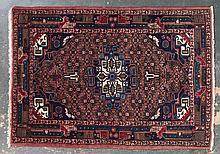 Persian Kolyayi rug, approx. 5 x 7.2