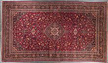 Semi-antique Keshan carpet, approx. 10.2 x 17.11