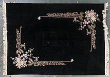 90 Line Chinese carpet, approx. 8.10 x 11.11