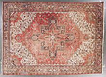 Herez carpet, approx. 9.7 x 13.1