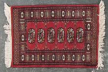 Pakistani Bohkara rug, approx. 2.1 x 2.4