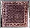 Indo Bijar rug, approx. 8 x 8