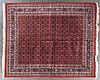 Indo Bijar rug, approx. 7.11 x 9.8