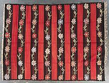 Bessarabian Kelim rug, approx. 7.6 x 8.10