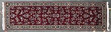 Jaipur rug, approx. 2.6 x 8.11