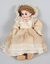 Armand Marseille bisque and porcelain doll