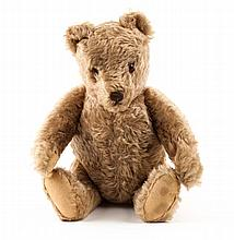 Mohair jointed teddy bear