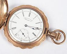 American Waltham pocket watch