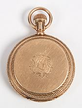 Waltham P. S. Bartlett model pocket watch