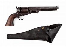 Firearm, Confederate use: Colt 4th Model 1851 Navy