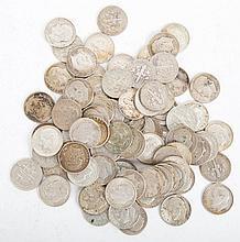 [US] 88 FDR Silver Dimes