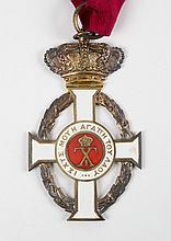 Royal Order of George I (Greece) medal