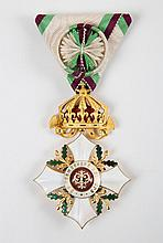 Russian medal for Civic duty
