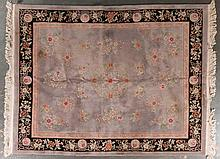 Chinese 90-line rug, approx. 7.11 x 10.2