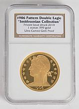 [US] Gold Pattern Double Eagle