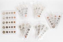 [US] 25 Assembled Mint Sets, 1965-69