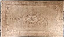 Chinese Nichols Aubusson carpet