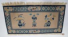 Chinese Peking style rug, approx. 2.4 x 4.6