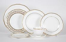 Wedgwood bone china partial dinner service