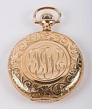 A Waltham Pocket Watch