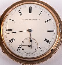 An American Waltham Pocket Watch