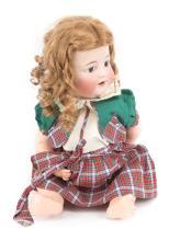 Kammer & Reinhardt bisque & composition doll