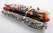 Three Laban fountain pens